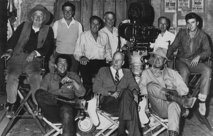 The Cinema of Camaraderie – Howard Hawks and Good Gangs