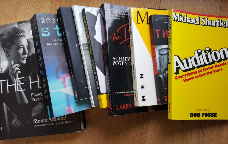 8 Maybe Not Quite So Famous but Really Inspiring and Helpful Books for an Actor